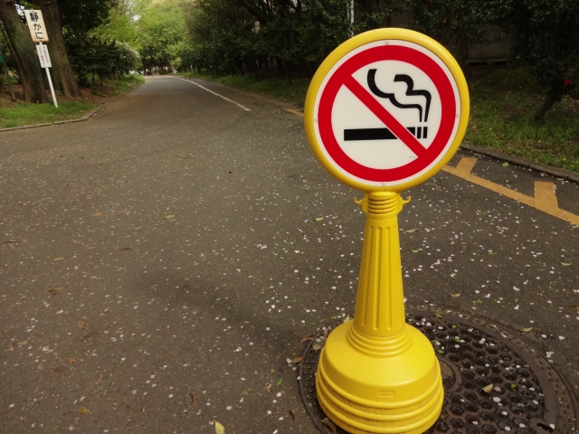 VAPE禁煙